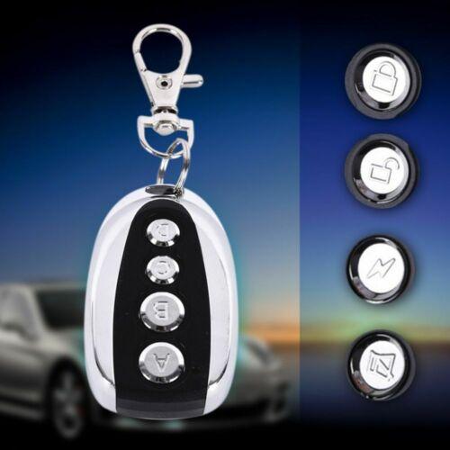 Universal Electric Gate Garage Door Remote Control Cloning Key Fob 433mhz Cloner