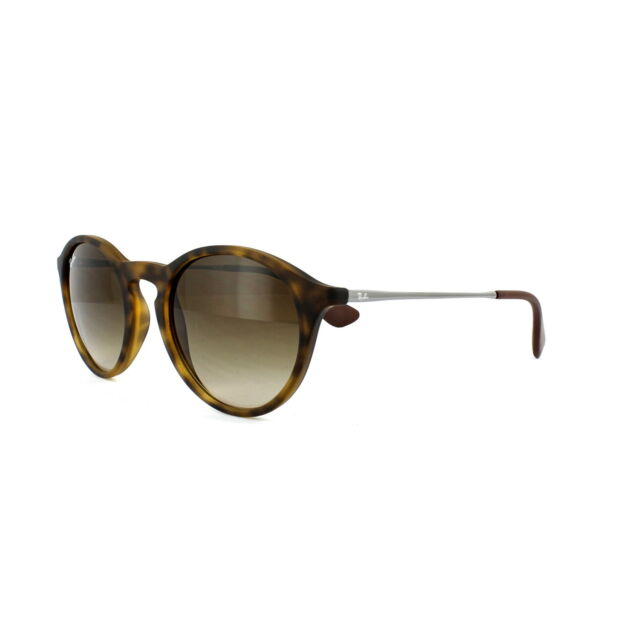 ebaf3b1d923e1 Ray-Ban RB4243 Unisex Sunglasses with Brown Gradient Lenses and ...