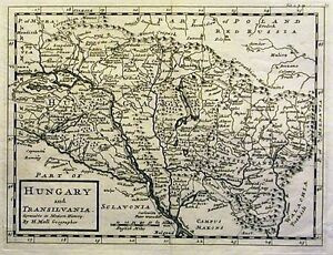 Antique-map-Hungary-and-Transilvania