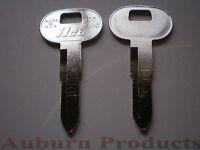 B56 Gm Key Blank / Np / 10 Key Blanks / Free Shipping