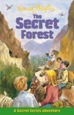 Secret Forest (Secret Series), Good Condition Book, Enid Blyton, ISBN 9781841356