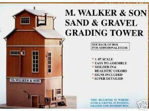 Great Image Is Loading MODEL POWER HO SAND Amp GRAVEL GRADING TOWER