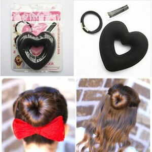 Hair-Disk-Curler-Magic-Hair-Accessories-Hair-Holder-Bun-Maker-Hair-Ring-Set