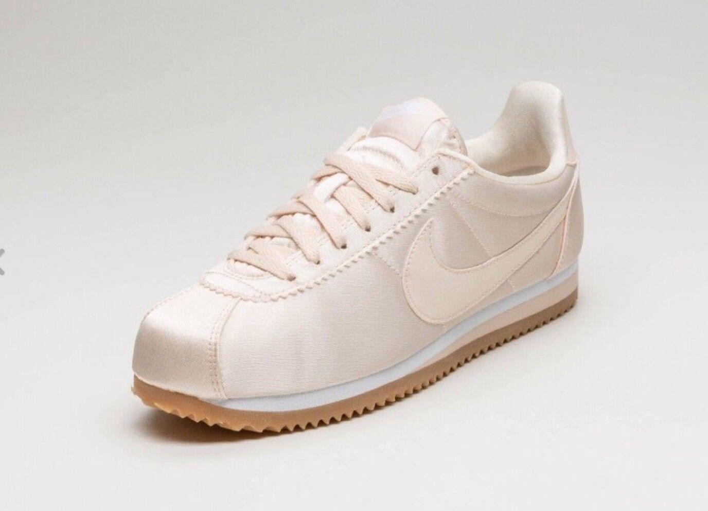 Para mujer Classic Nike Classic mujer Cortez Satinado 920440-800 UK6.5/EUR40.5/US9 b940dd