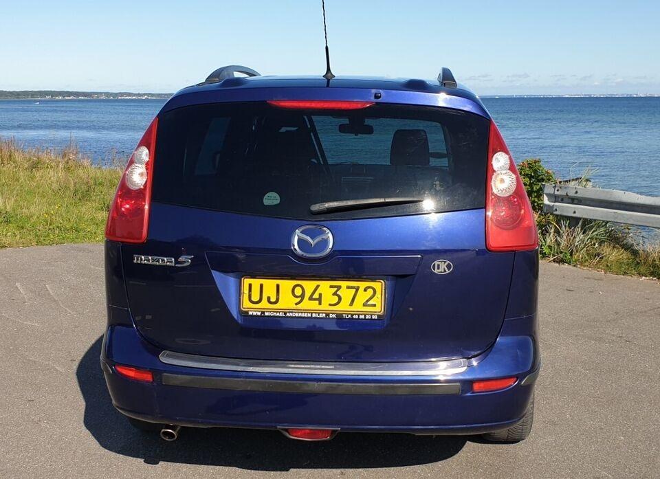 Mazda, 5, 2,0 Sport Van