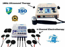 1mhz Ultrasound Therapy Machine And 4 Channel Electrotherapy Physiotherapy Model