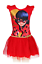 5 7 Girls Miraculous Ladybug Dress Kids Character Dress Age 4 8 /& 10 Years 6