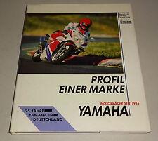 Bildband Yamaha Motorräder seit 1955 - 2000 Profil einer Marke Schneider Verlag
