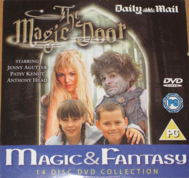 The Magic Door (DVD), Patsy Kensit, Jenny Agutter, Anthony Head