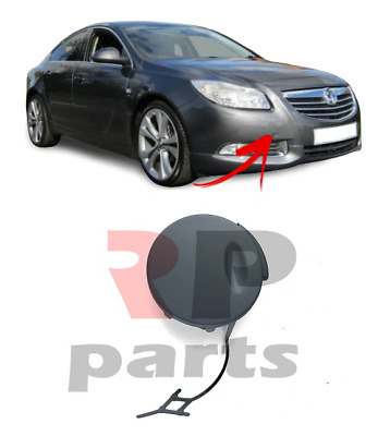 VAUXHALL OPEL INSIGNIA 2008-2013 FRONT TOW TOWING EYE HOOK COVER CAP MOULDING