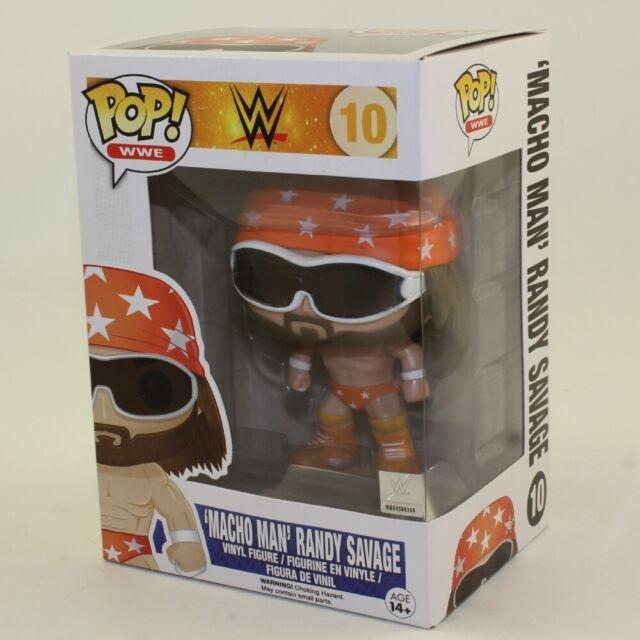 FUNKO POP - NOV libération WWE-Macho Man Randy Savage nwss