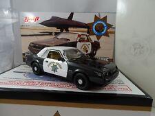 1:18 Gmp Ford Mustang California Highway Patrol Spezial Service Nip Cars Gokr