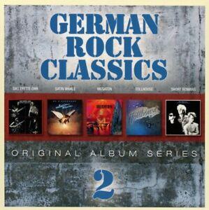 GERMAN-ROCK-CLASSICS-ORIGINAL-ALBUM-SERIES-VOL-2-SATIN-WHALE-5-CD-NEU