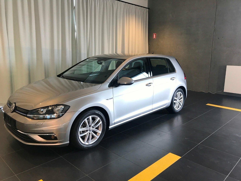 VW Golf VII 1,5 TSi 130 Comfortline DSG