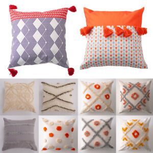 Moroccan Style Cushion Cover Sofa Soft