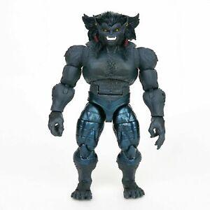 Marvel Legends Dark Beast In Hand Loose Sugar Man BAF X Men AOA no BAF piece.