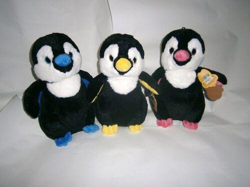 penguins 30cm colourfull nose feet choice one sent at random
