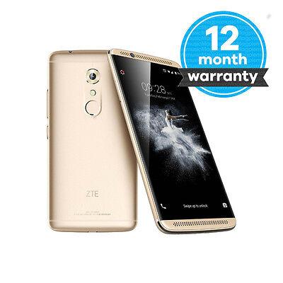 ZTE Axon 7 Mini - 32GB - Gold (Unlocked) Smartphone Very Good Condition