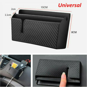 Car-Accessories-Organizer-Air-Outlet-Storage-Bag-Box-For-Phone-Cigarett-Tickets