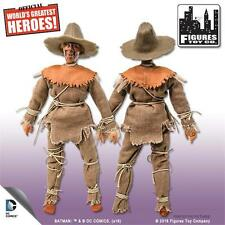 MEGO RETRO SERIES 4; SCARECROW 8 INCH ACTION FIGURE ; NEW IN POLYBAG, LICENSED