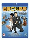 Archer - Series 3 - Complete (Blu-ray, 2013)