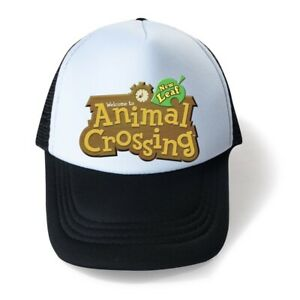 2020 animal crossing Sun Baseball Peaked Hat Kids Birthday Gifts FOR Children