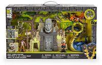 Animal Planet Giant Cobra Snake Monkey Kid Fun Play Educational Toy Playset