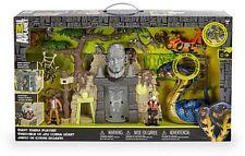 NEW Animal Planet Giant Cobra Snake Monkey Kid Fun Play Educational Toy Playset