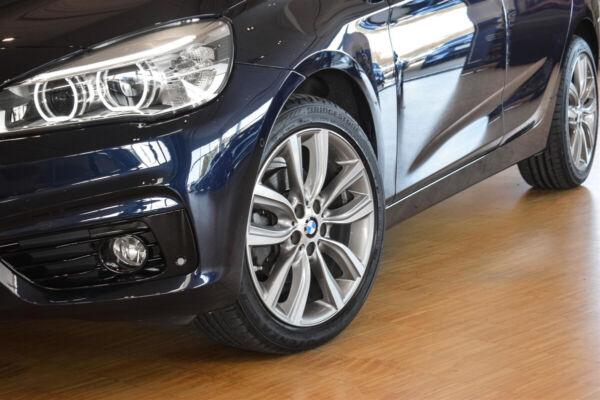 BMW 218d 2,0 Active Tourer Sport Line aut. - billede 4