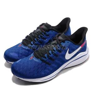 1991ac77e824d4 Nike Air Zoom Vomero 14 Indigo Force Photo Blue Men Running Shoes ...