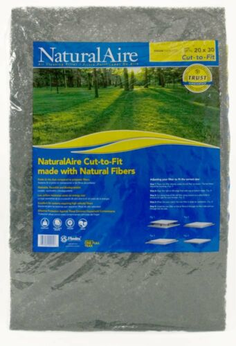 MERV 4 20 x 30 x 1-Inch 6-Pack Smilie Cut-to-Fit Synthetic Air Filter