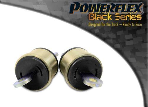 """mit /""""Flügel Powerflex Black für Ford Focus Mk1 ST Längslenker hinten bis 2006"""
