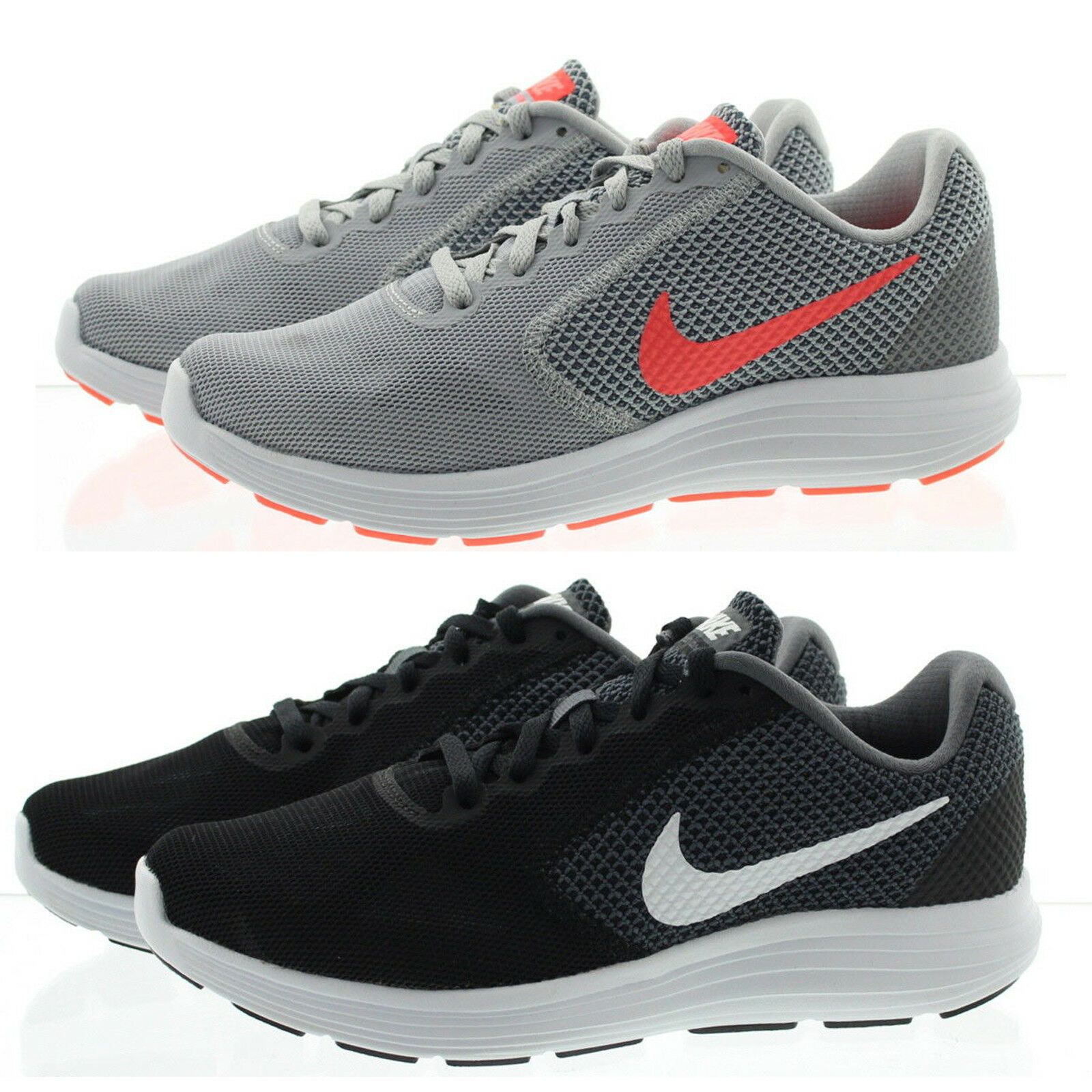 Nike 819302 3 Womens Revolution 3 819302 Running Training Low Top Shoes Sneakers 6efc85