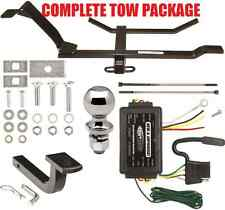 1998 2010 volkswagen vw beetle trailer hitch wiring harness kit ball rh ebay com