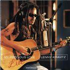 LENNY KRAVITZ MY PRECIOUS LOVE LIVE IN NEW YORK CITY CD NUOVO SIGILLATO !!