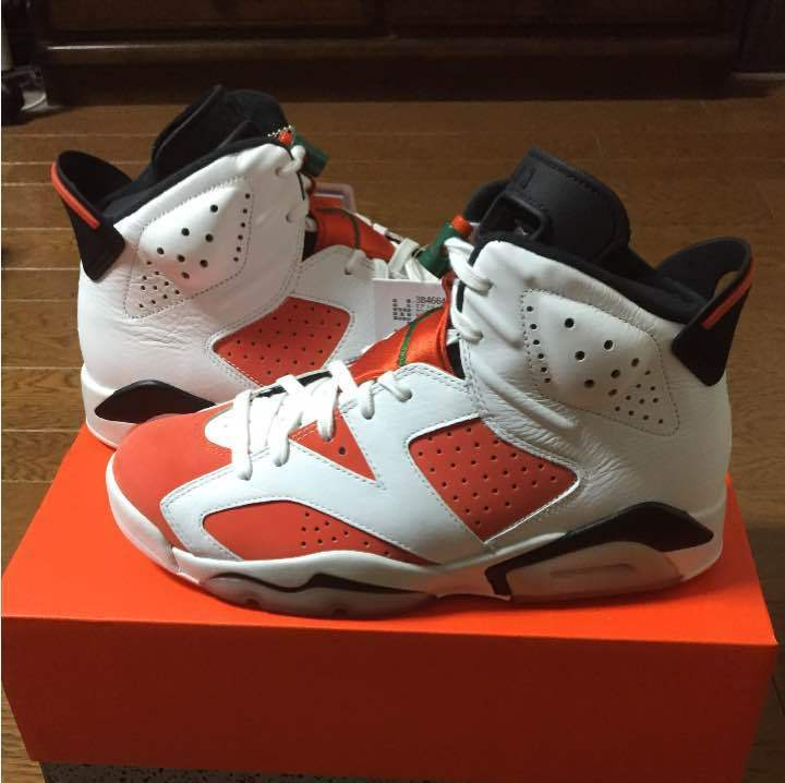 Jordan 6 Retro LIKE MIKE collector oriented beauty (4886 products from japan (4886 beauty 127936
