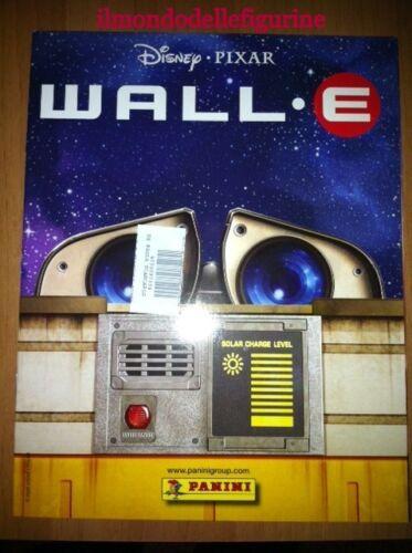 evado mancoliste figurine WALL E Panini 2008 € 0,30 vedi lista