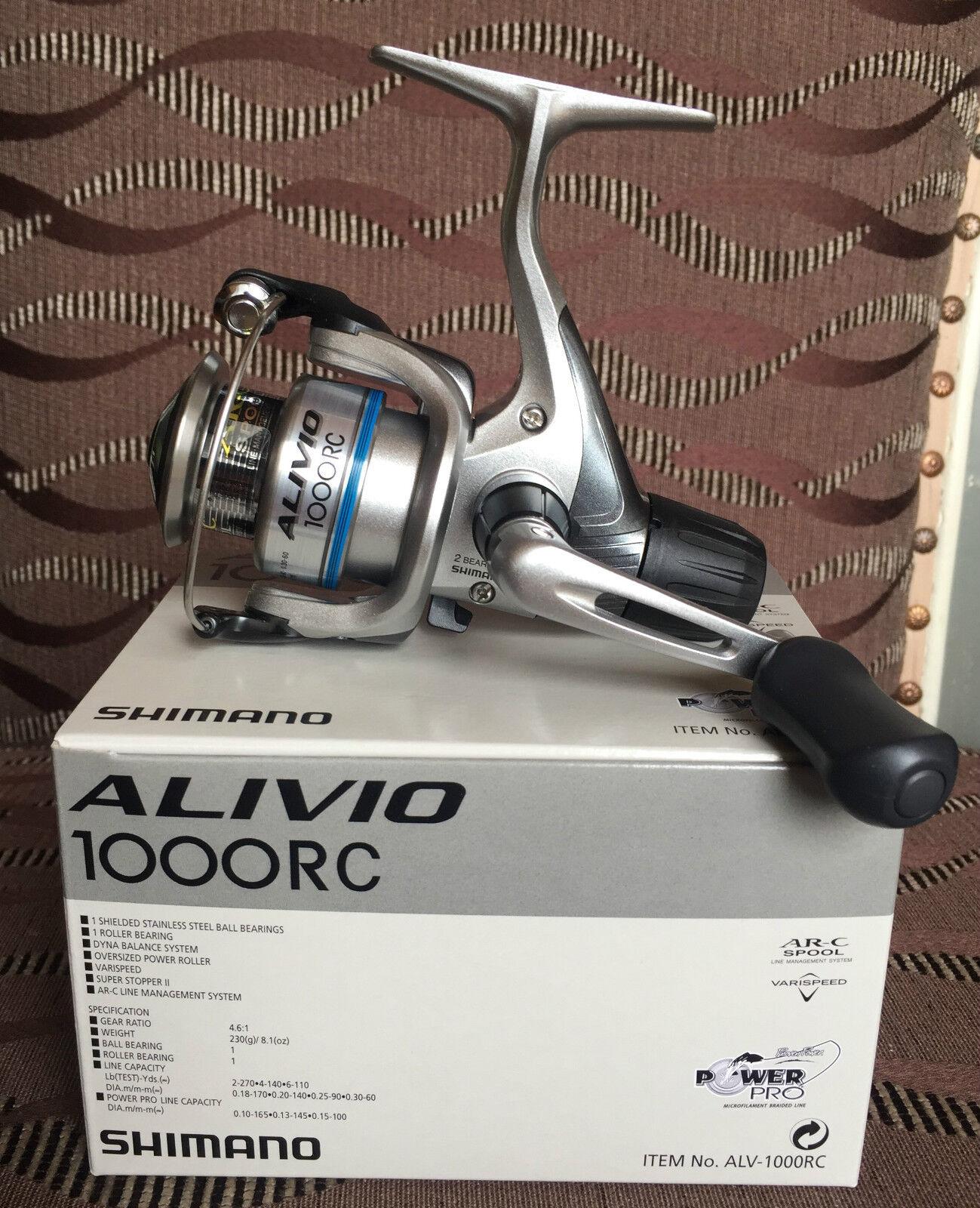 Shimano Alivio 1000 RC Spinnrolle