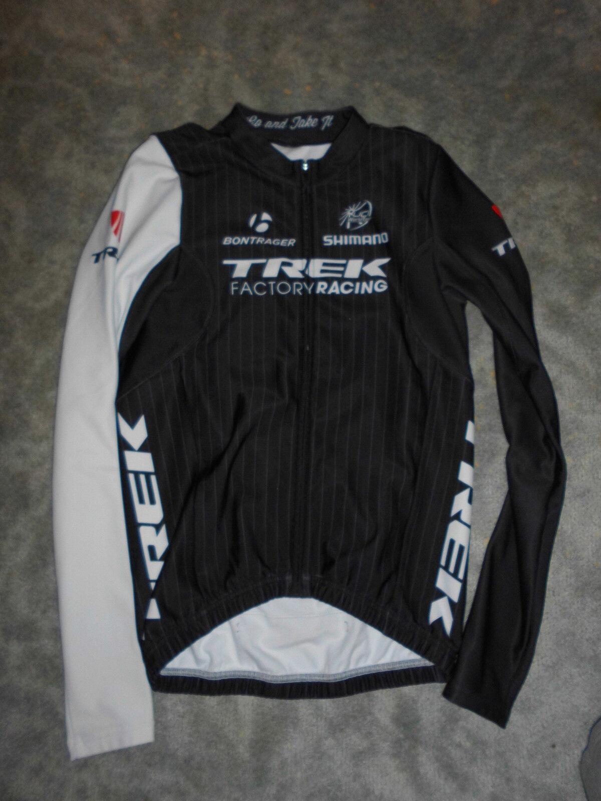 Bontrager equipo Trek Factory Racing thermal invierno camuflaje Chaqueta talla M L