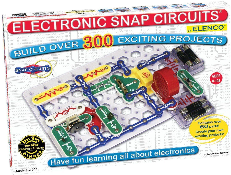 Elenco - schaltungen sc-300 (300 projekte) im alter von 8 +