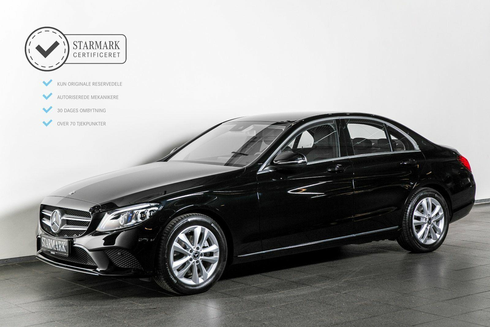 Mercedes C200 1,5 Avantgarde aut. 4d - 484.900 kr.