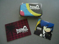 Persona Q Shadow Of The Labyrinth 3ds Xl Case, Soundtrack & Art Book Bundle