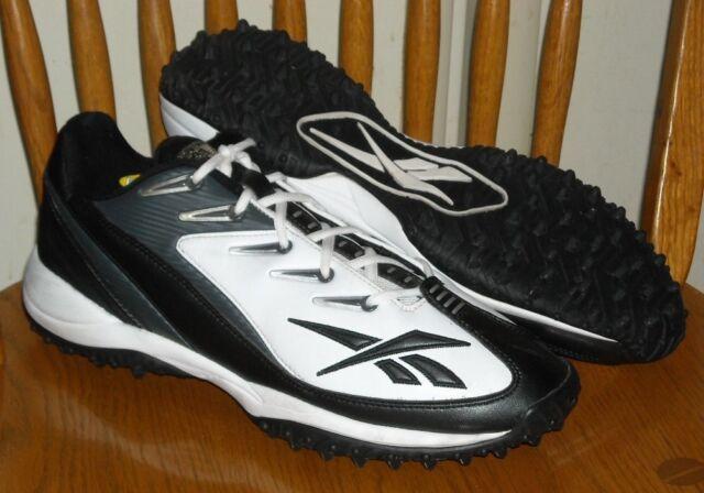 Size Cleats Mens 5 Shoes Equipment 13 Turf Reebok Football Nfl Rbk TnWAgRx