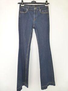 MARC-CAIN-Jeans-tg-34-N1-Blu-Svasato-High-Waist-NP-149-NUOVO