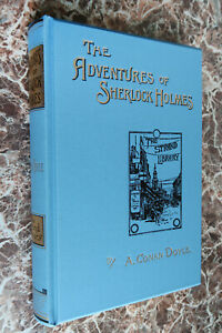 Adventures-of-Sherlock-Holmes-Arthur-Conan-Doyle-Facsimile-1892-First-Edition
