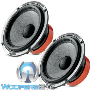 Focal W 165xp Utopia 6 5 100w Rms 2 Ohm Midbass Audio Driver Speakers Pair New Ebay