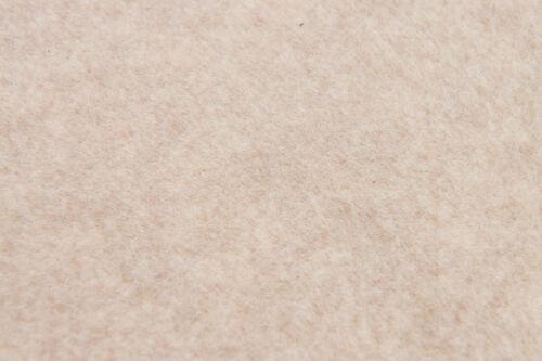 6m x 2m Wheat Coloured Super Stretch Van Lining Carpet Inc 6 x Trimfix Glue
