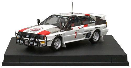 Audi Quattro  1 Mouton-Pons  Safari Rally  1983 (Troféu 1 43    1611)