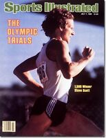 July 7, 1980 Steve Scott, Track and Field Sports Illustrated A