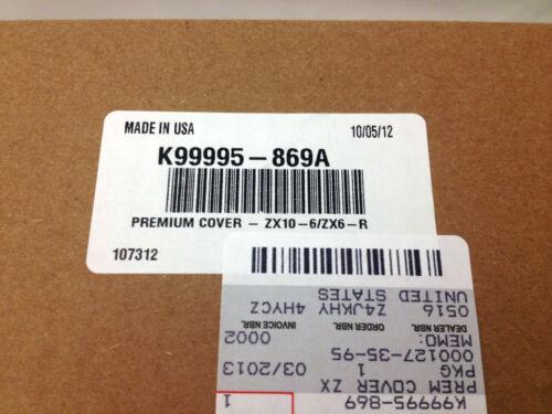 KAWASAKI NINJA VERSYS VULCAN S Z1000 PREMIUM STORAGE COVER K99995-869A